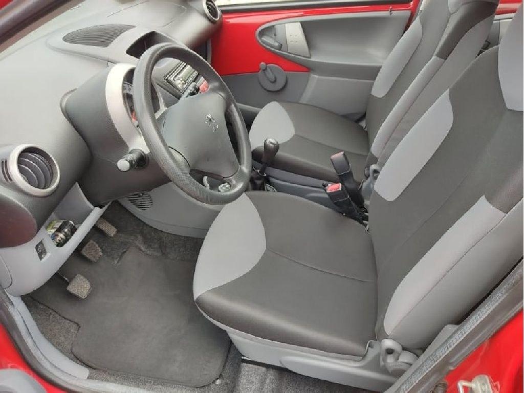 Peugeot 107 1.0e 12V 68ch