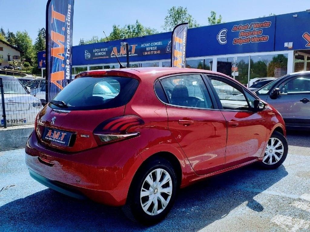 Peugeot 208 1.6 BlueHDi 100ch BVM5 Active