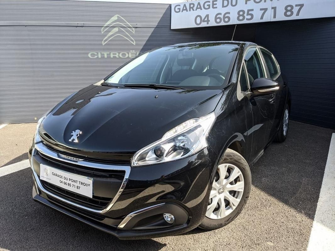 Peugeot 208 1.6 BLUEHDI 100CH ACTIVE 5P