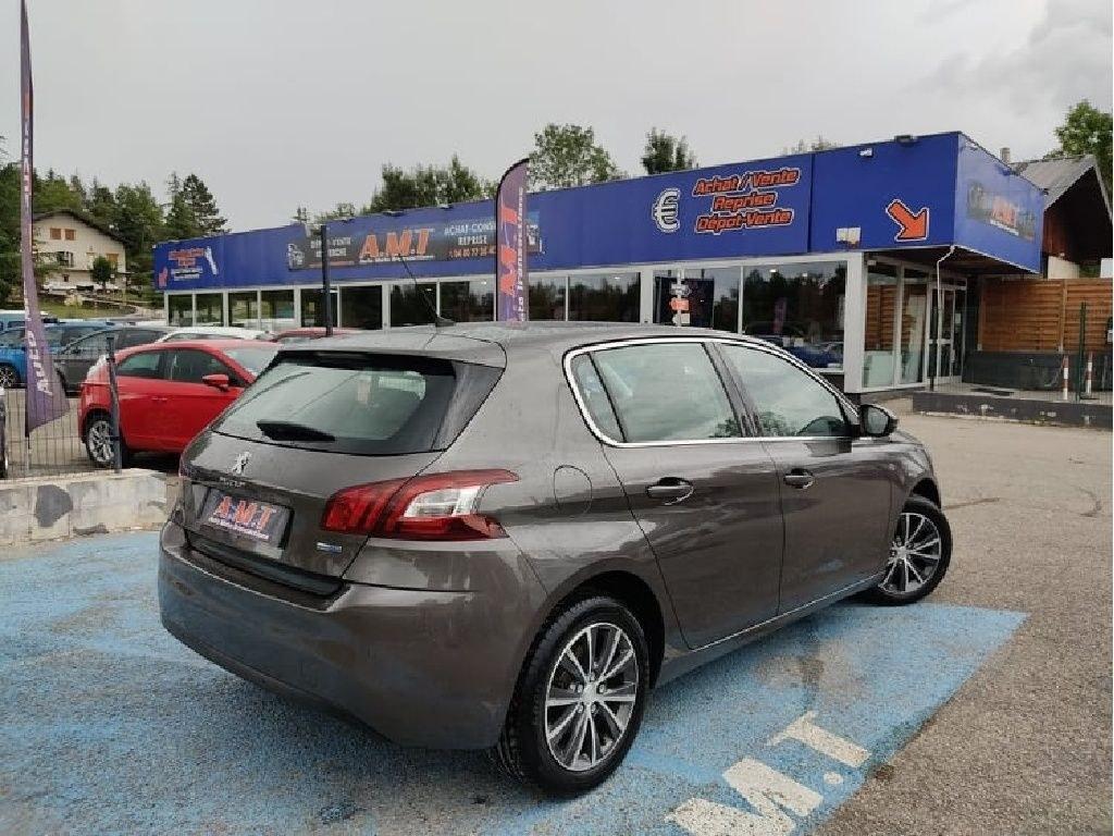 Peugeot 308 1.6 BlueHDi 120ch