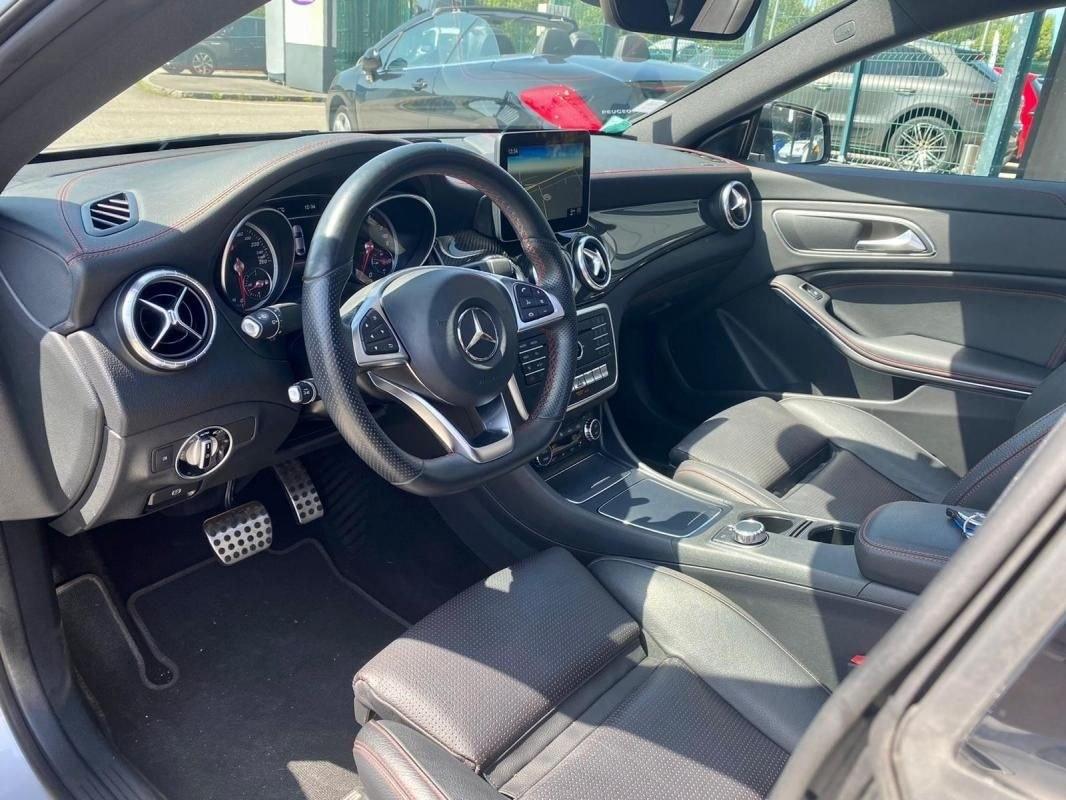 Mercedes CLA 220 184 CV 4MATIC BVA TOIT OUVRANT CAMERA
