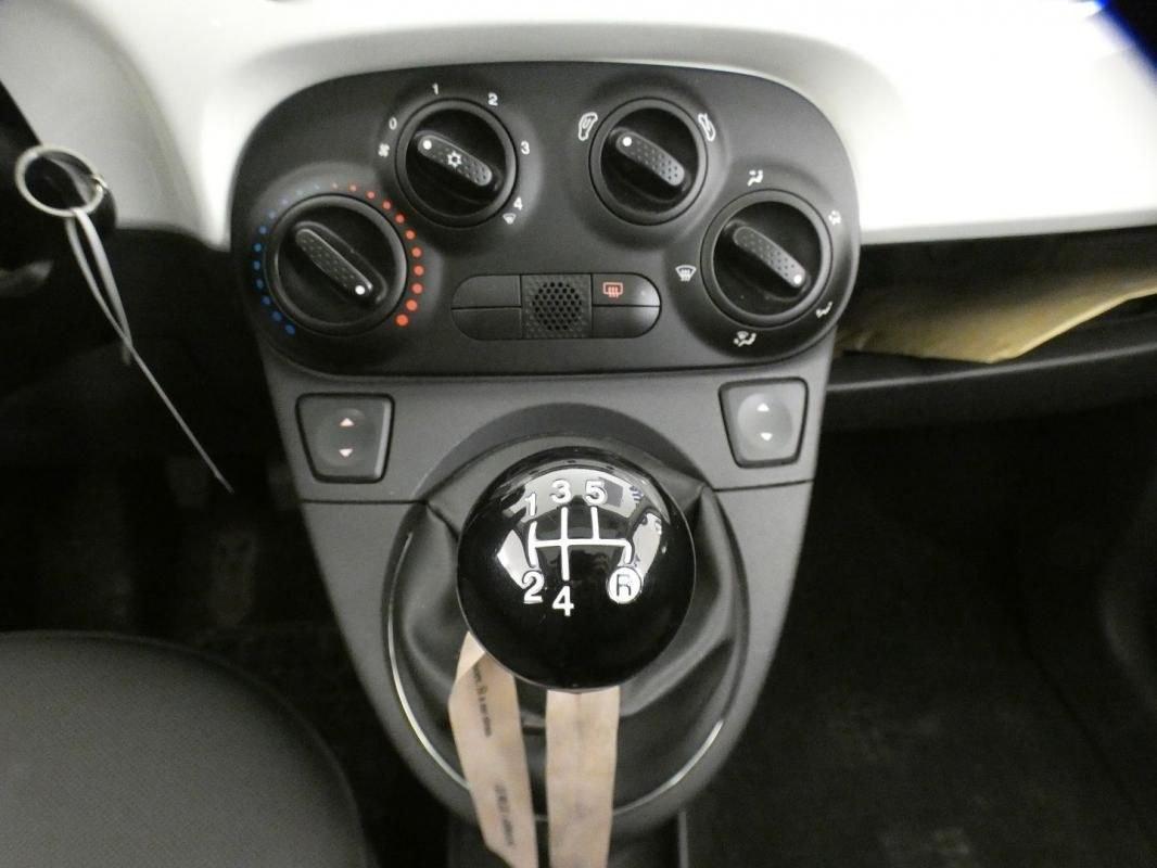 Fiat 500 1.2 8V 69CH LOUNGE