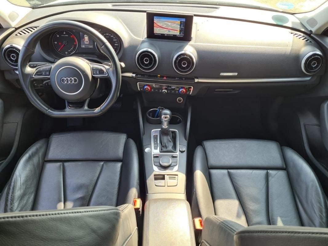 Audi A3 sportback 2.0 TDI 184 CV QUATTRO BVA