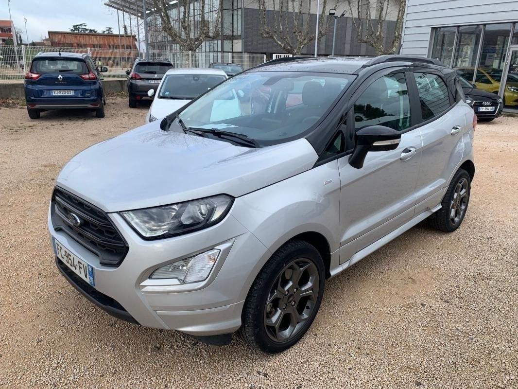 Ford EcoSport 1.0 ECOBOOST ST LINE 100