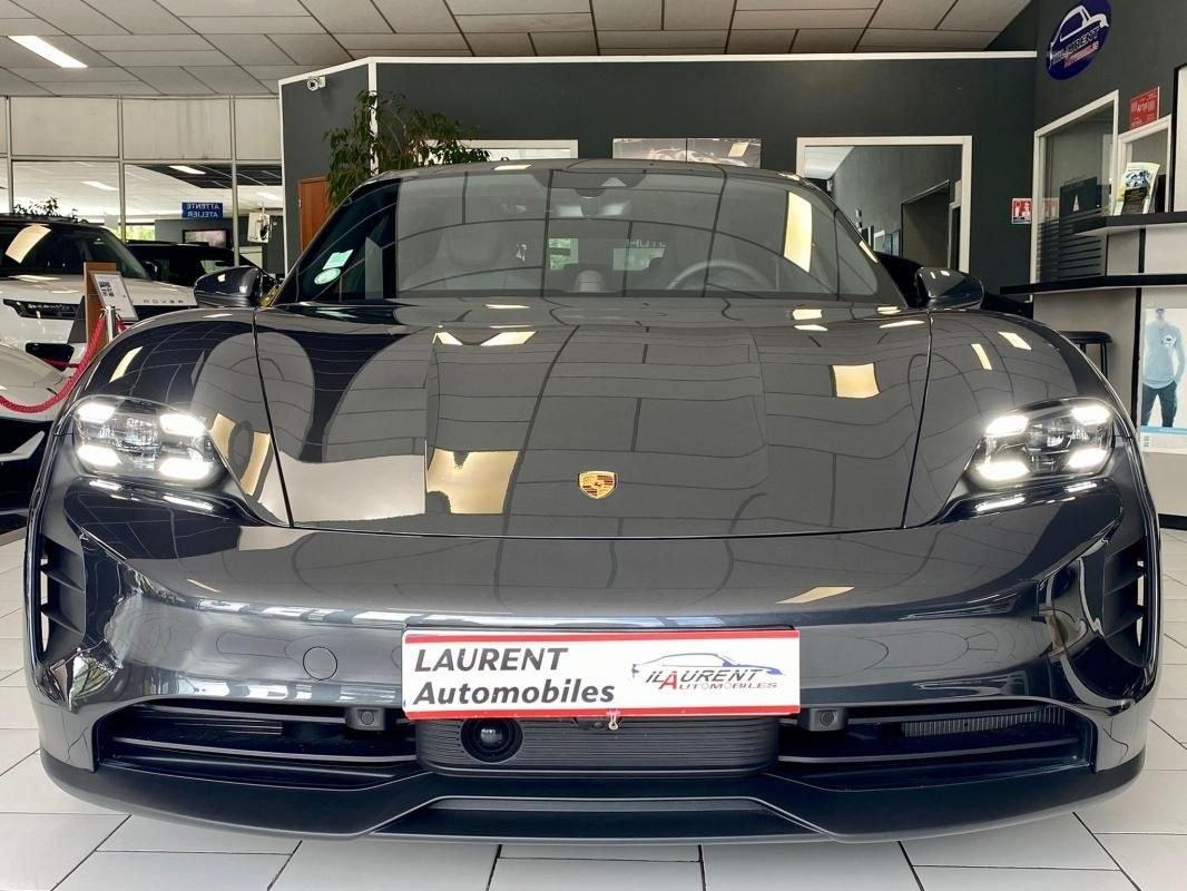 Porsche taycan 4S 571 BATTERIE PERFORMANCE PLUS