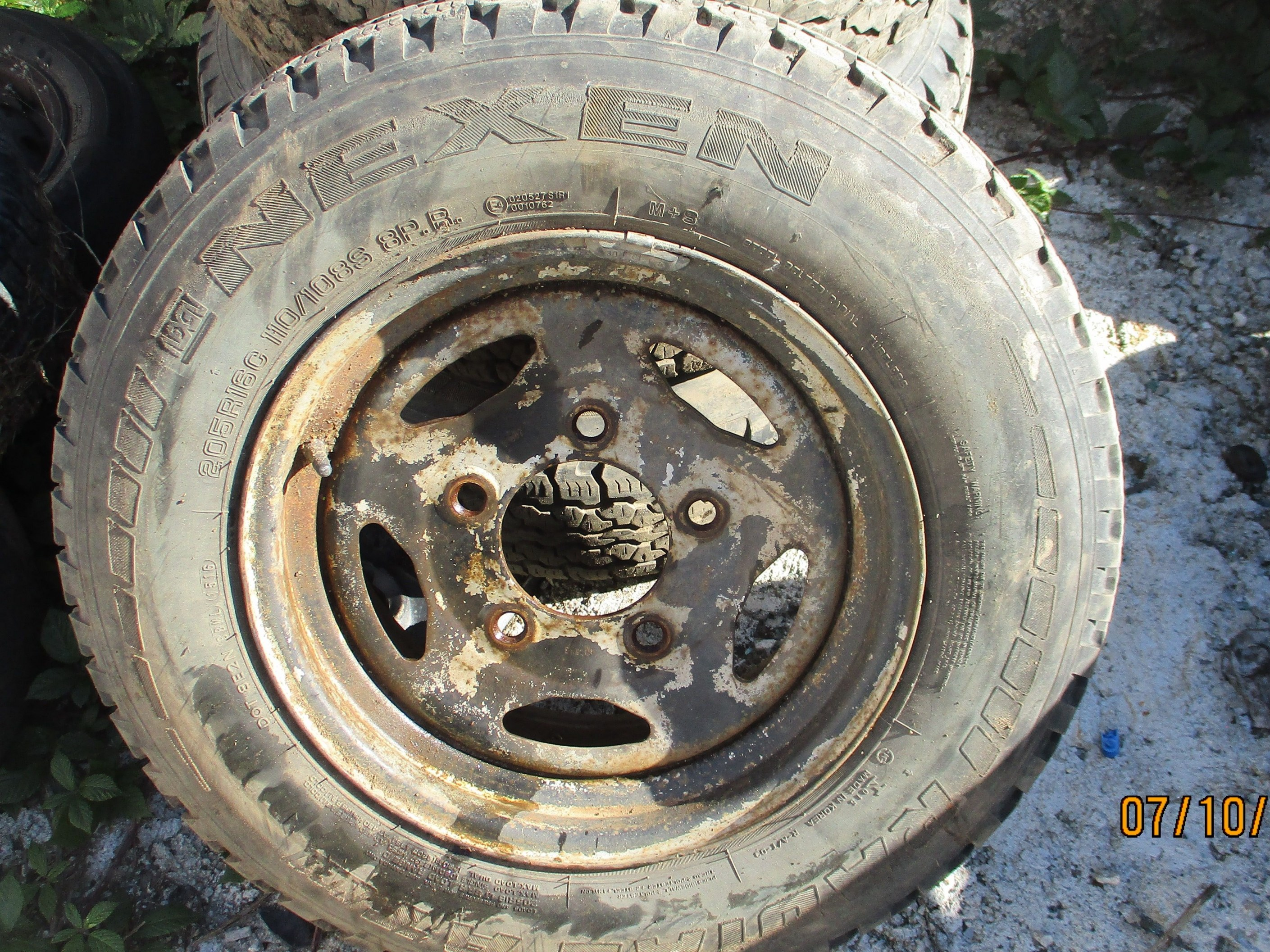 ROUES LAND ROVER