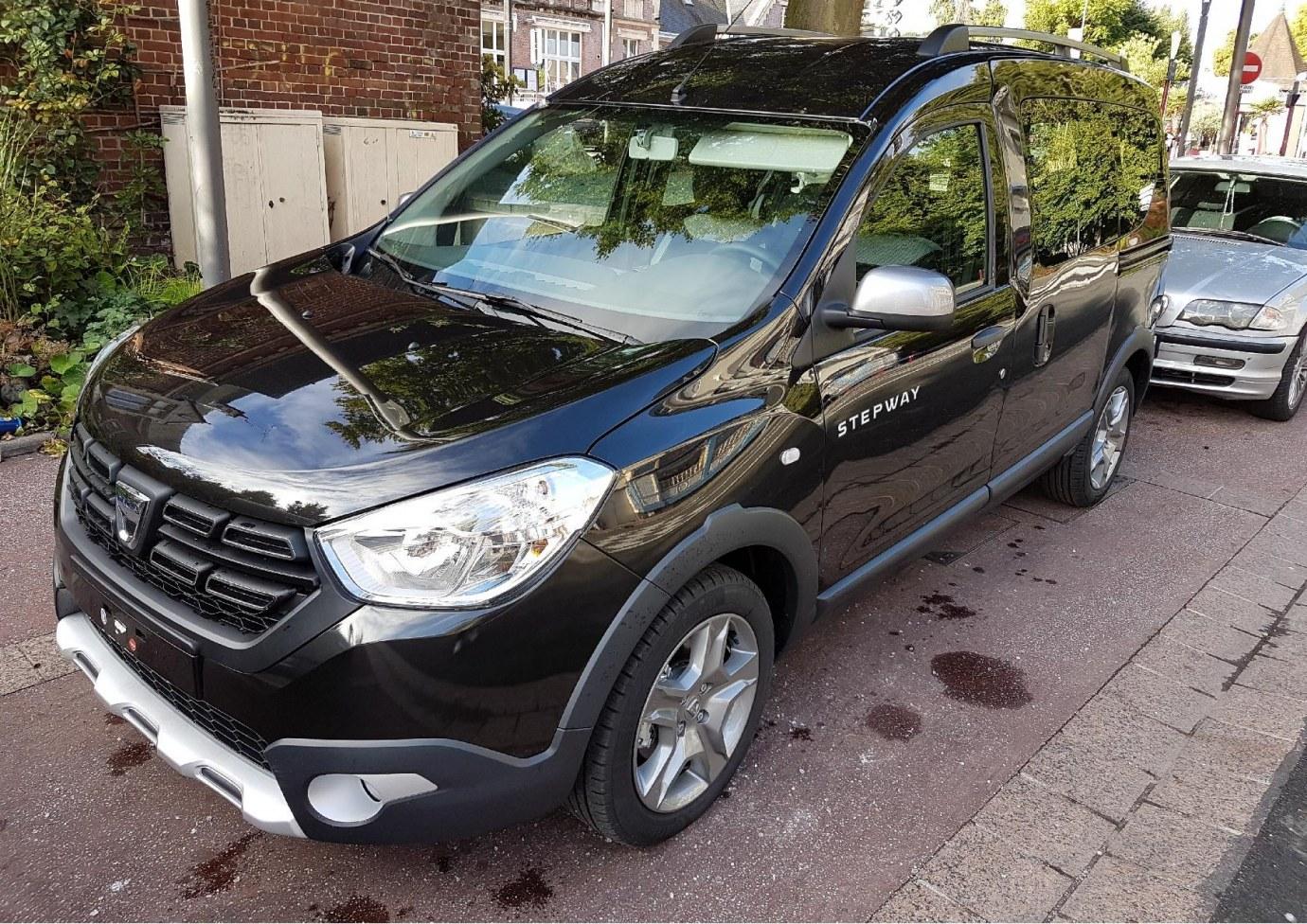 Mandataire auto Beauvais Picardie Dacia Dokker Stepway 2