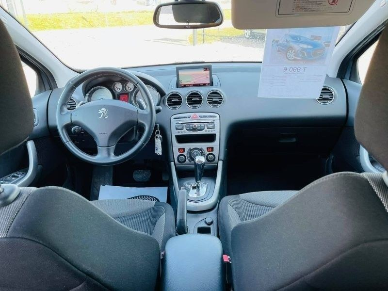 Peugeot 308 1.6 HDI 112cv FULL OPTIONS BVA