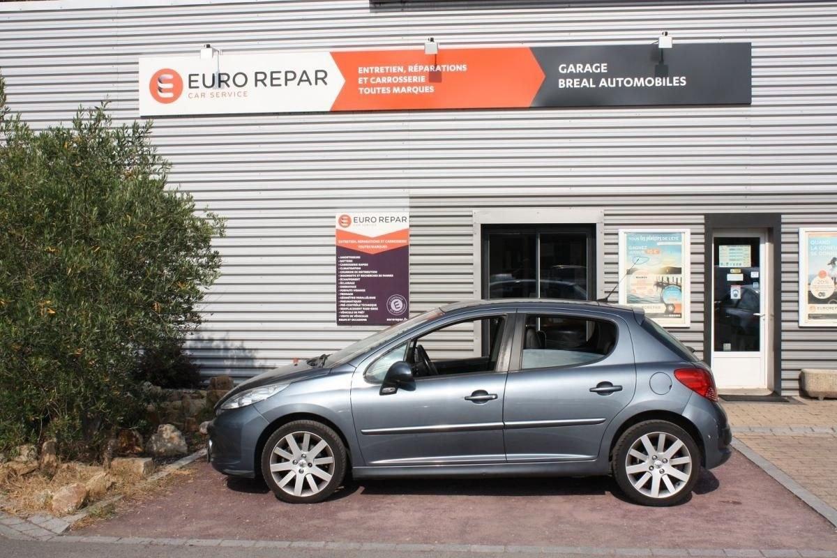 Peugeot 207 1.6 THP 16V GRIFFE 5P