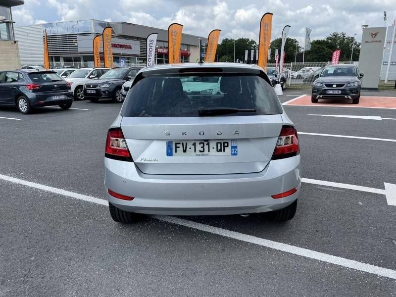 Skoda Fabia 1.0 TSI 110 ch BVM6 Drive 125 ans