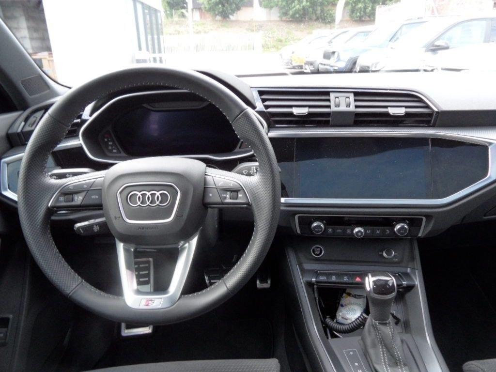 Audi Q3 SPORTBACK 15 TFSIe 150 S-DESIGN STRONIC7