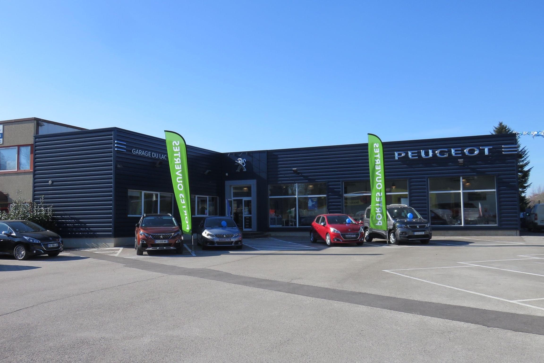 Vente de voitures neuves Peugeot