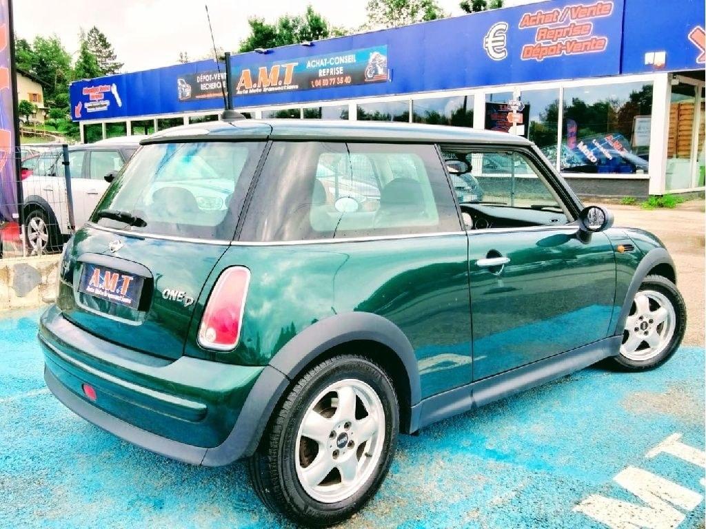 Mini Mini One 1.4 D 90 cv