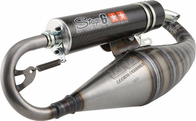 Echappements scooter 50cm²