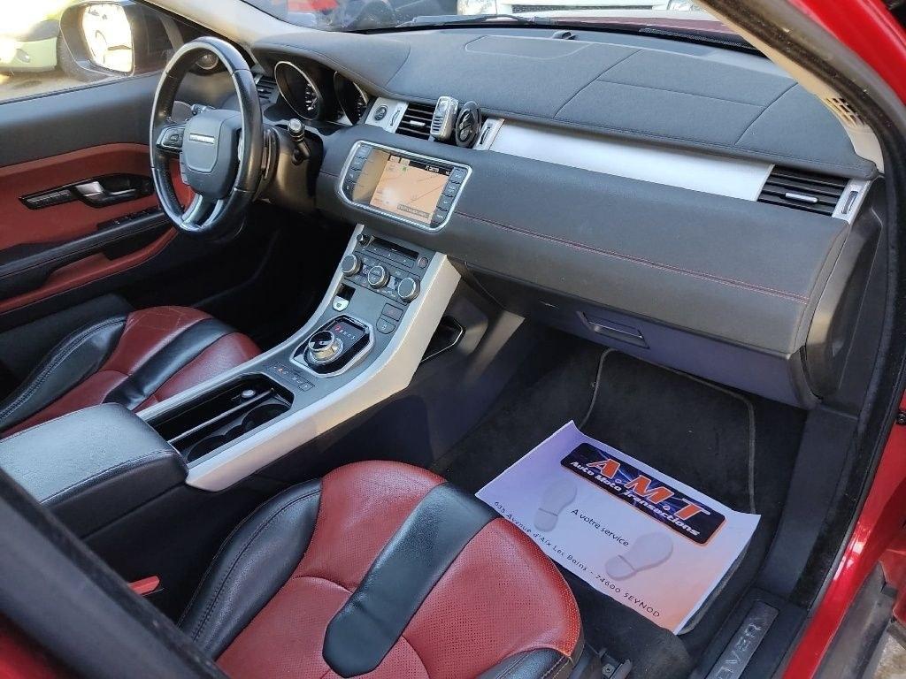 Land Rover Range Rover Evoque SD4 Dynamic