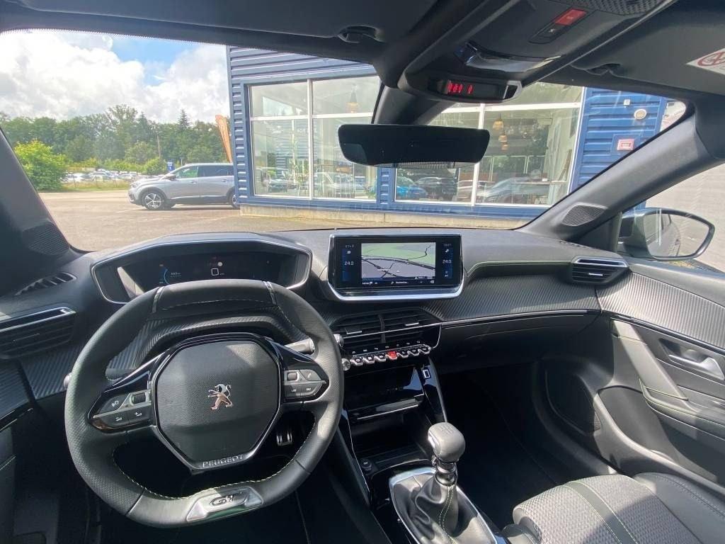 Peugeot 208 1.5 BLUE HDI 5 portes