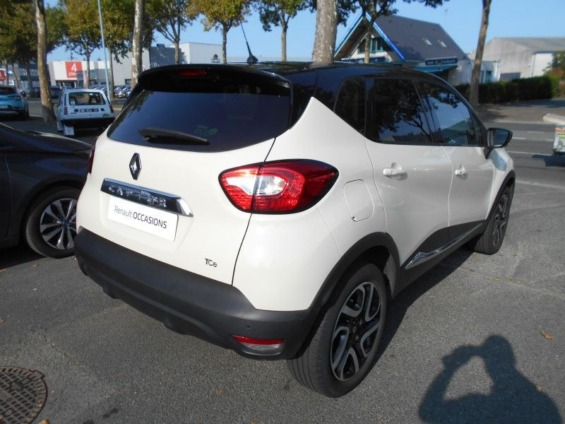 Occasion Renault Captur ANGERS 49100
