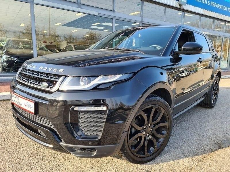 Land Rover Range Rover Evoque 2.0 ED4 150 CV GPS