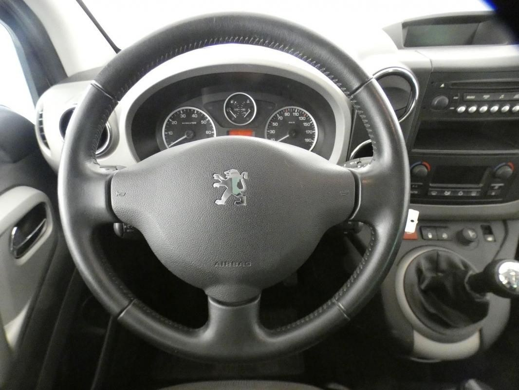 Peugeot Partner Tepee 1.6 HDI112 FAP ZENITH