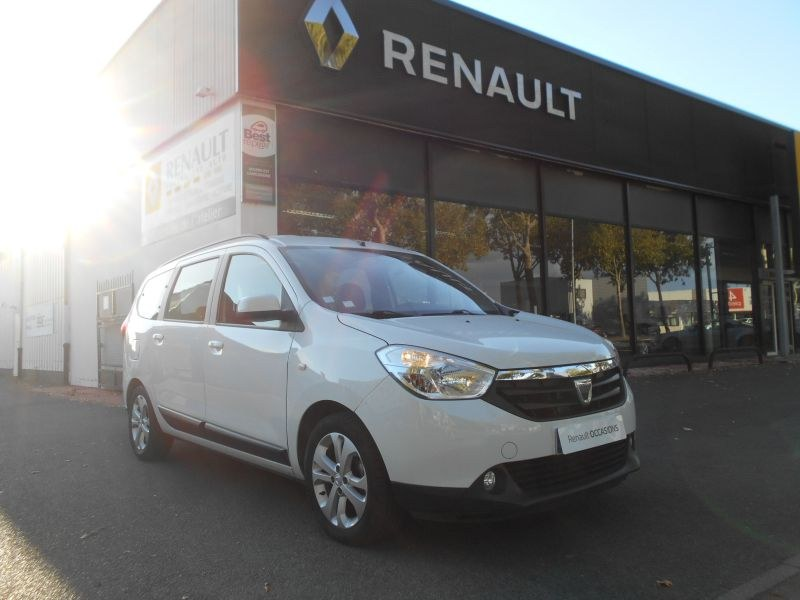 Occasion Dacia Lodgy ANGERS 49100