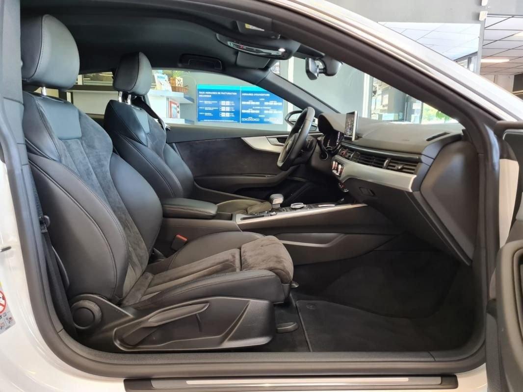 Audi A5 Coupé 2.0 TDI 190 CV GPS COCKPIT BVA