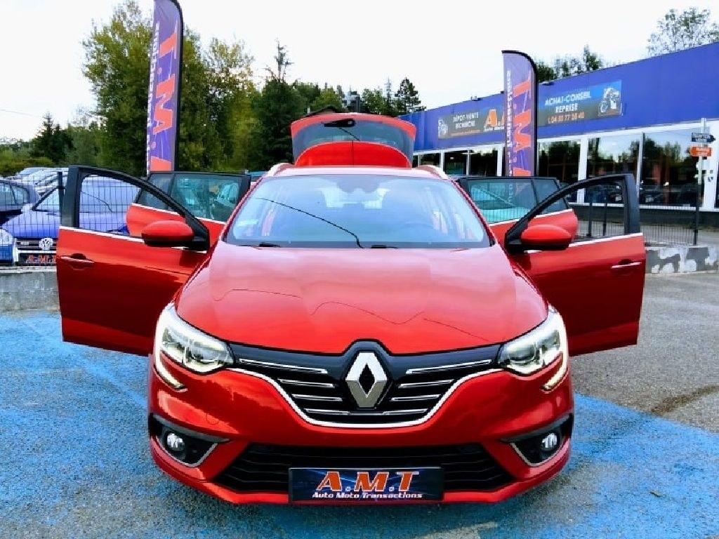 Renault Mégane IV Estate TCe 130 Energy Bose