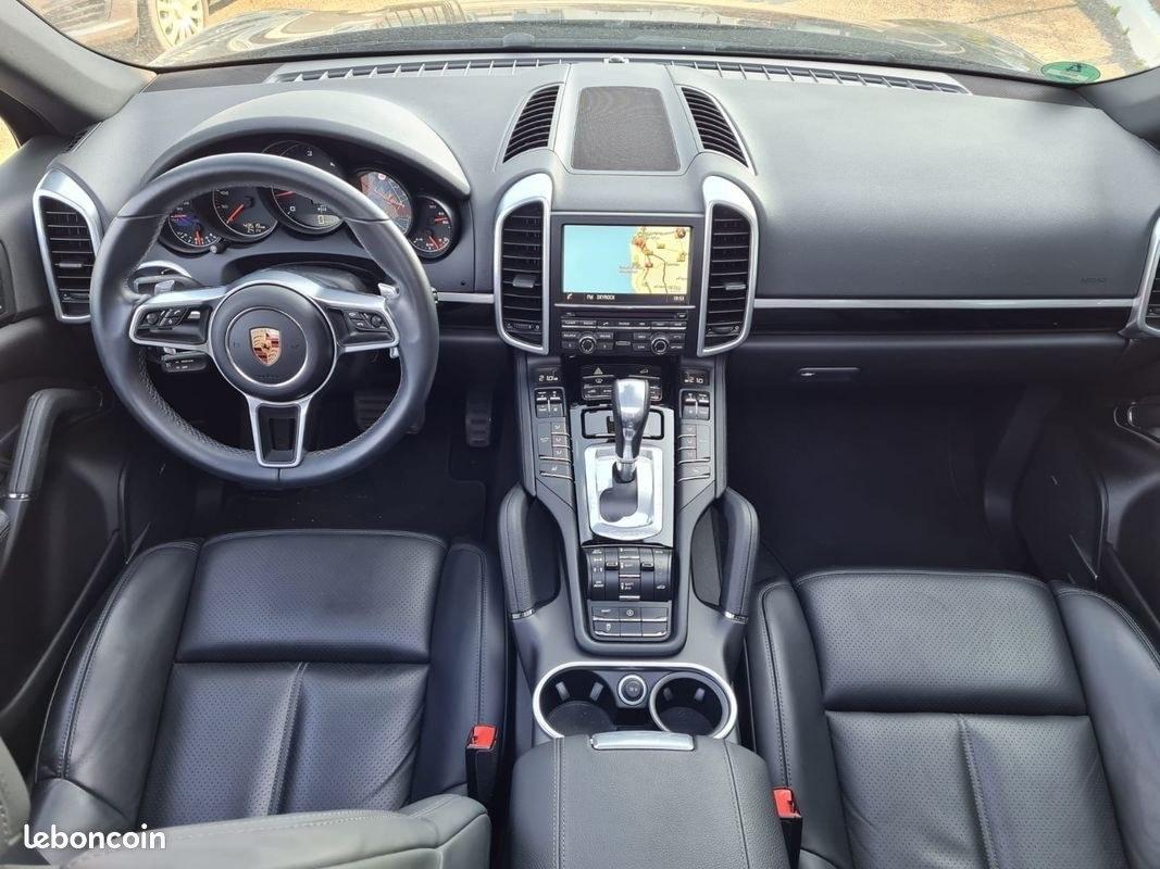 Porsche Cayenne 3.0 V6 262 CV DIESEL GPS TOIT OUVRANT PANO