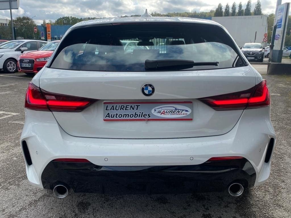 BMW Série 1 118 DA 150 CV S DRIVE BVA GPS COCKPIT TO