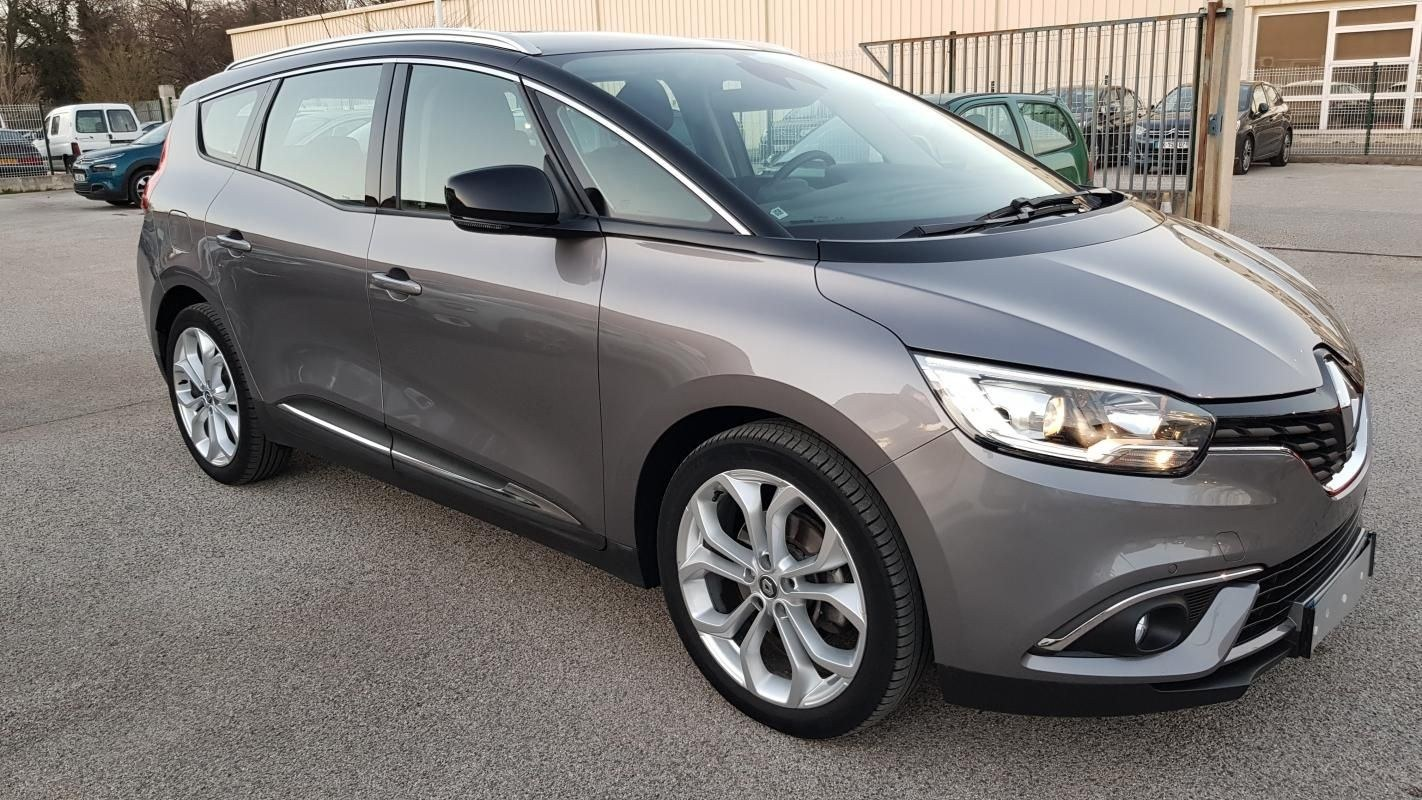 Renault Grand Scénic IV 1.6 ENERGY DCI - 130 7PL BUSINESS