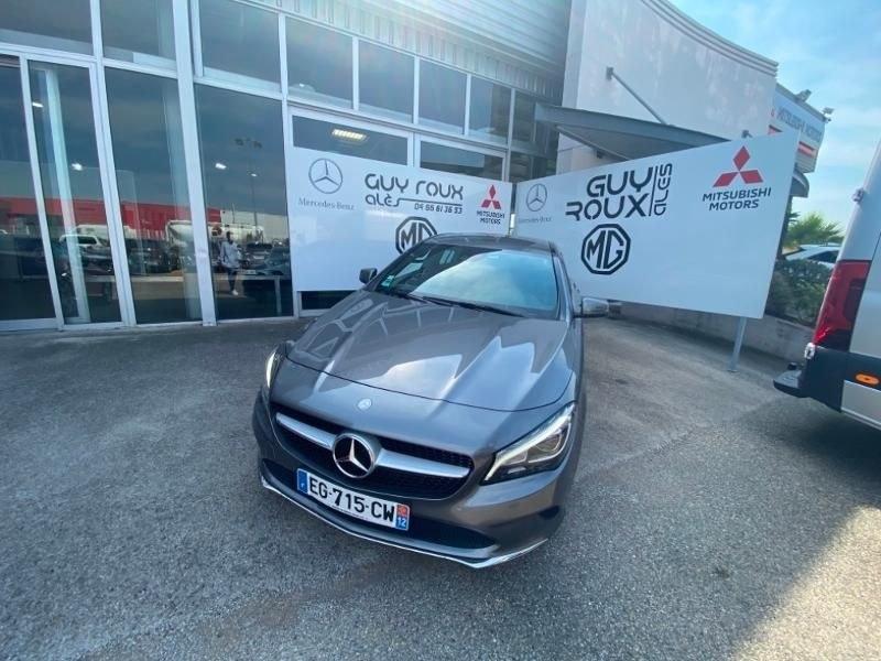 Mercedes CLA Shooting Brake 220 d Sensation 7G-DCT