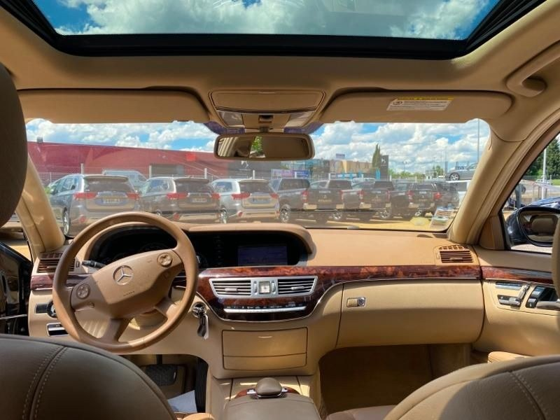 Mercedes Classe S 500 7GTro