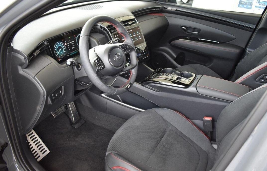 Mandataire auto Beauvais Haut De France Hyundai Tucson Nline 1.6 Tgdi 265cv Auto 4X4 10