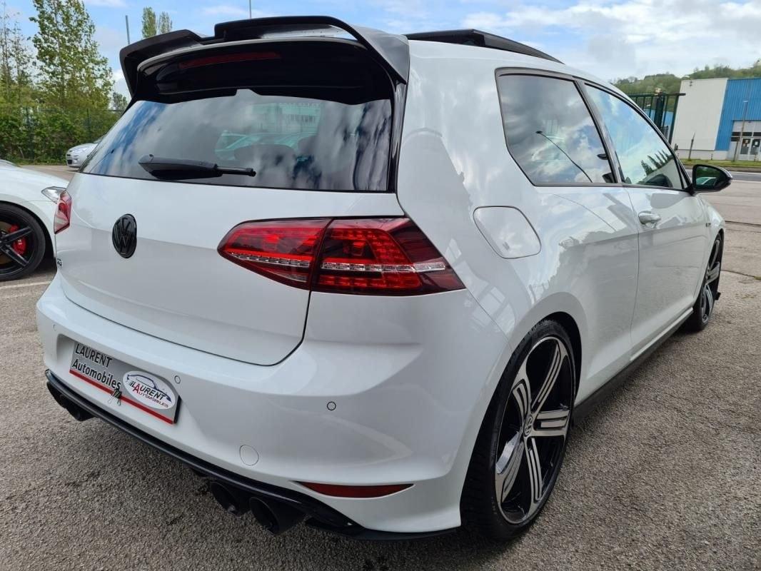 Volkswagen Golf R 2.0 TSI 300 CV 4MOTION GPS TOIT OUVRANT