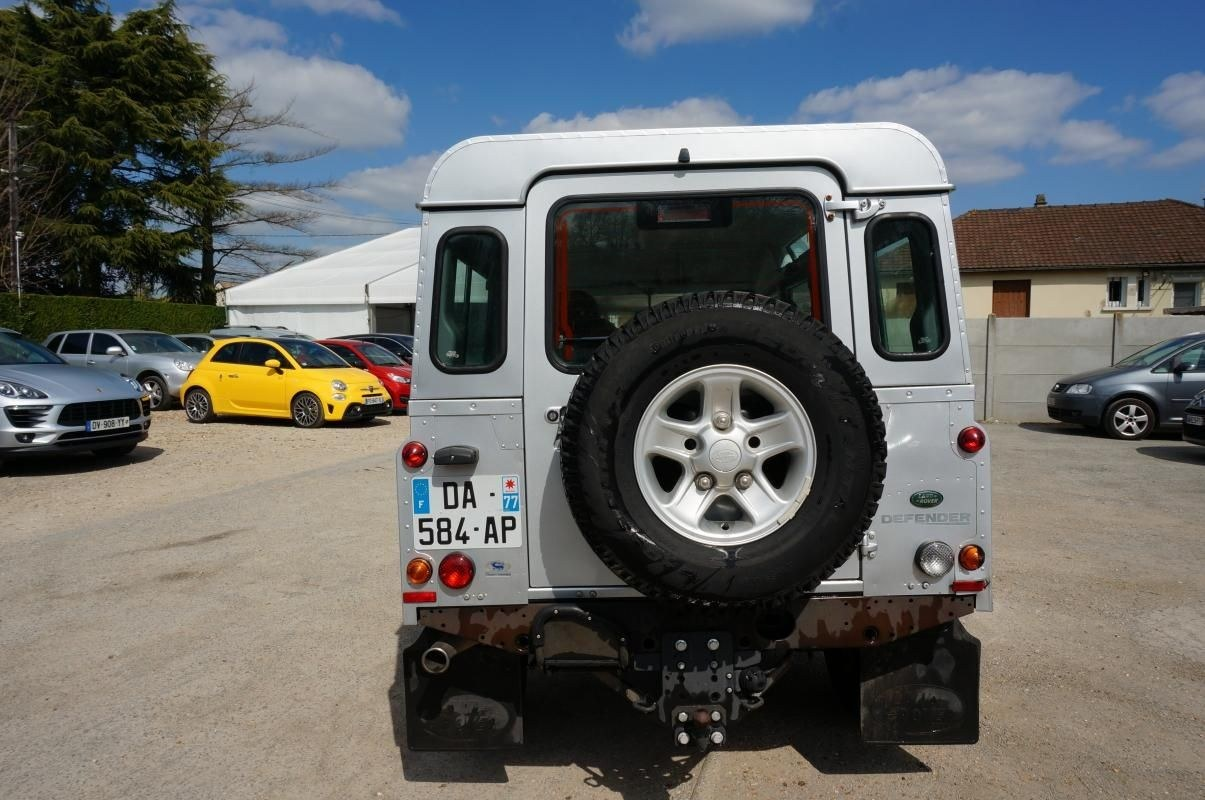 Occasion Land Rover Defender 110 CHARPONT 28500