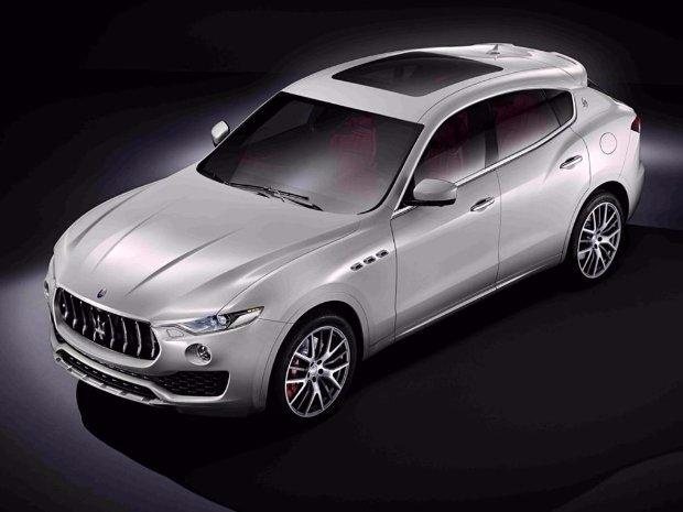 Nouveau SUV Maserati Levante