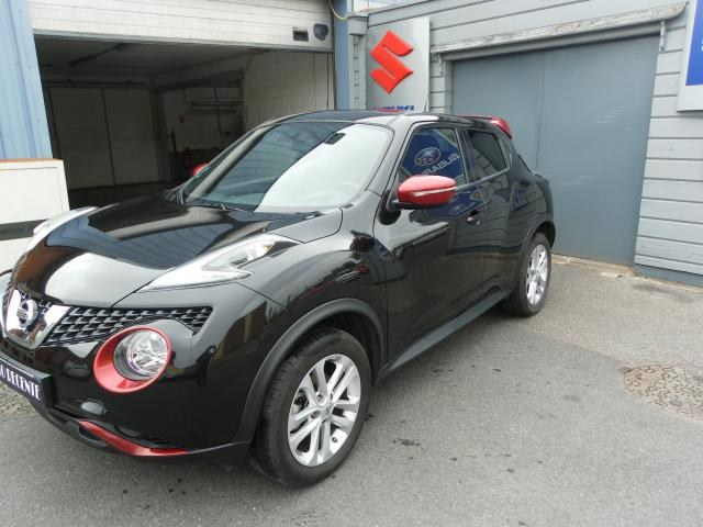 Occasion Nissan Juke COMPIEGNE 60200