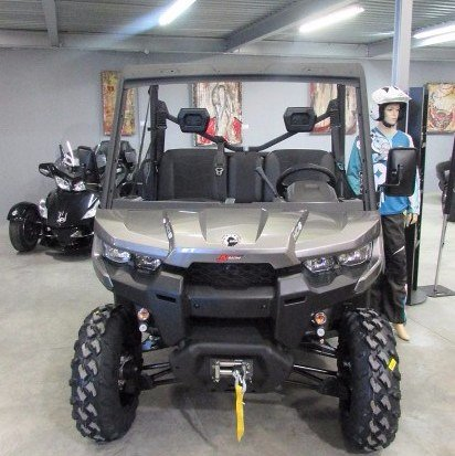TRAXTER DEFENDER JV RACING MONTPELLIER BRP CAN-AM