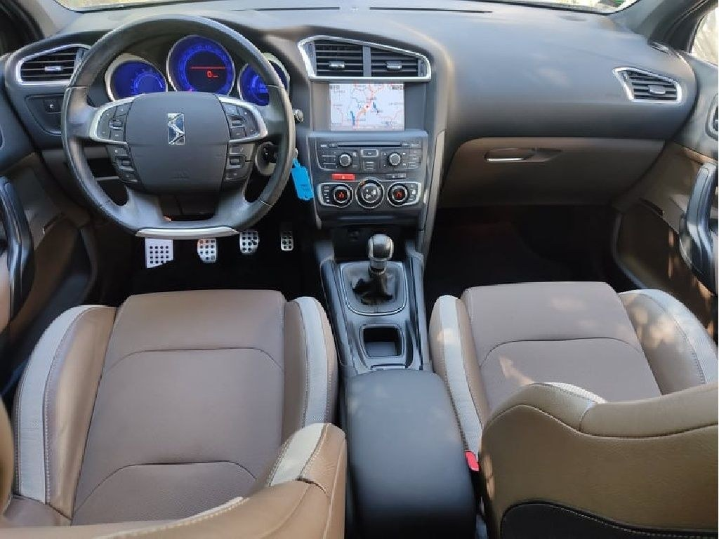 DS DS 4 1.6 VTi 120 So Chic