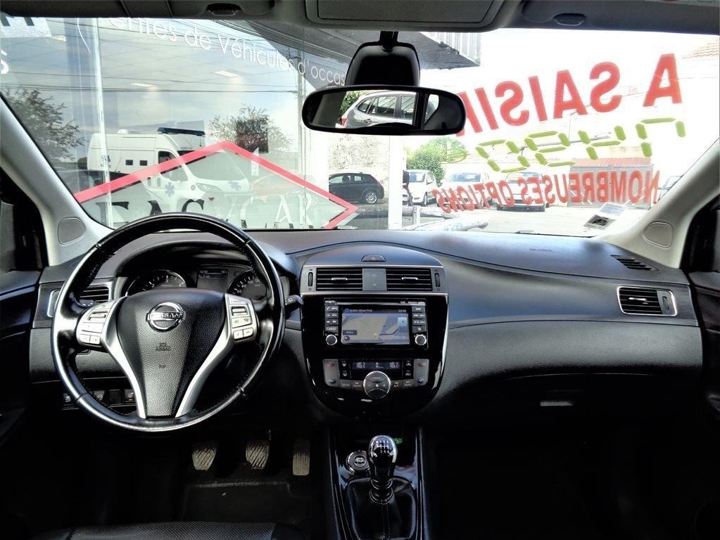 Nissan Pulsar 1.5 L DCI 110 CH TEKNA