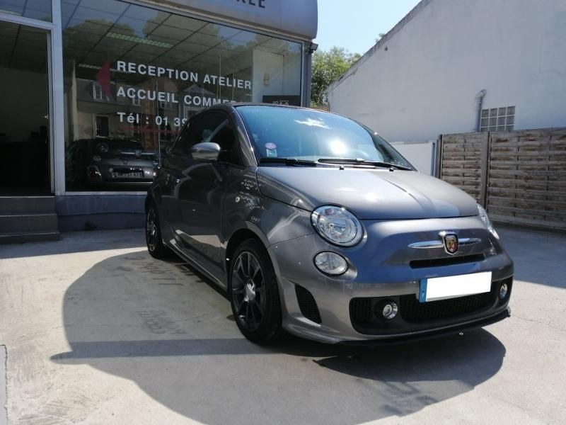Occasion Abarth 595 LOUVECIENNES 78430