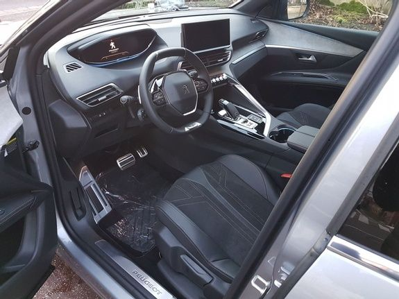 Mandataire auto Beauvais Haut De France Peugeot 3008 Gt 1.5 Bluehdi 130cv Eat8 3