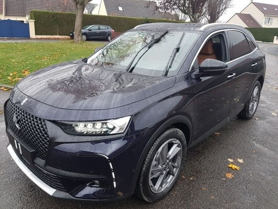 Mandataire auto Beauvais Haut De France DS7 Crossback Grand Chic 2.0 Bluehdi 180cv Eat8 10
