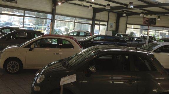 Contactez votre garage automobile