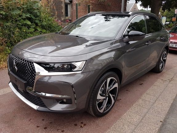 Mandataire auto Beauvais Haut De France DS7 Crossback Grand Chic 2.0 Bluehdi 180cv Eat8