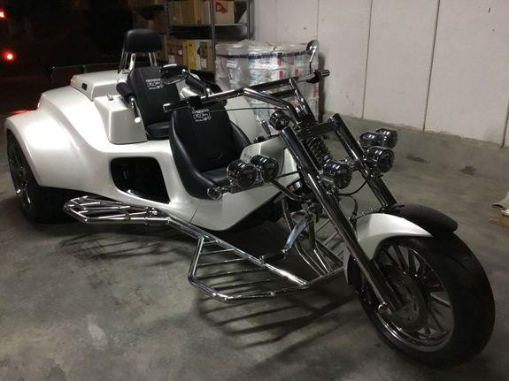 Trike Rewaco RF1 GT