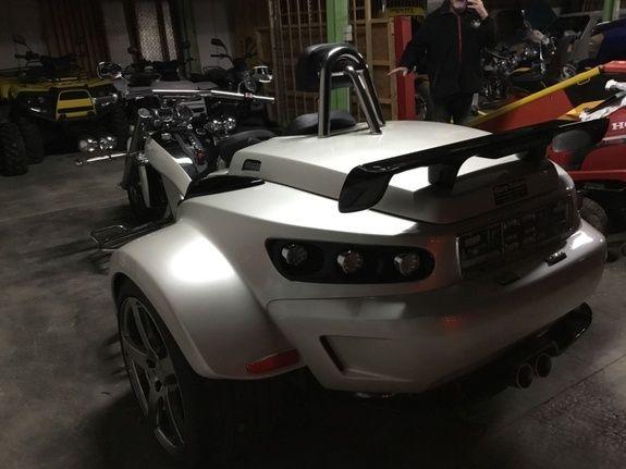 Trike Rewaco RF1 GT Euro Trikes