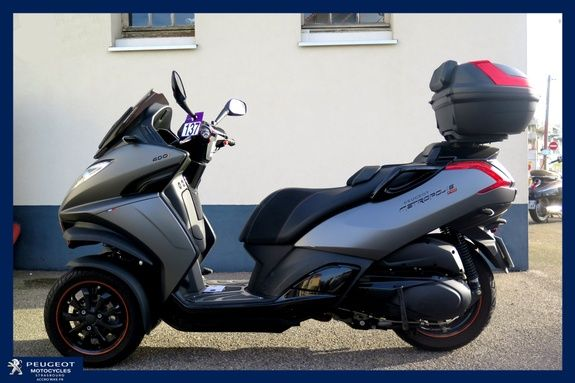 PEUGEOT SCOOTERS 3 ROUES MP3