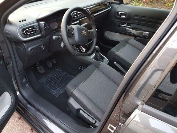 Mandataire auto Beauvais Haut De France Citroën C3 Shine 1.2 Puretech 83cv 3