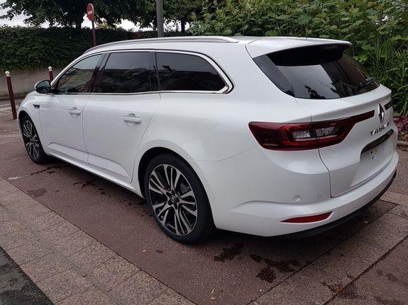 Mandataire auto Beauvais Picardie Renault Talisman Estate Initiale Paris Tce Dci Edc