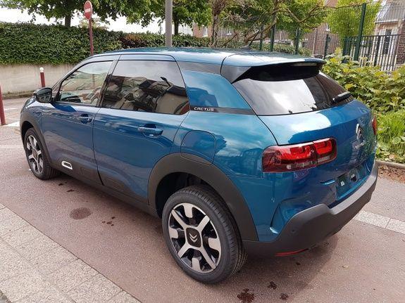 Mandtaire auto Beauvais Picardie Citroën C4 Cactus Shine Puretech Hdi